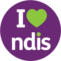 ndis badge