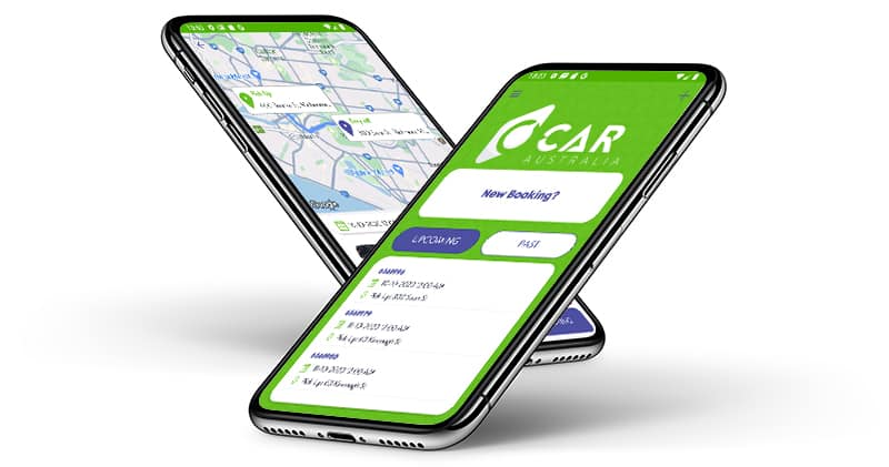 Car Australia Booking App