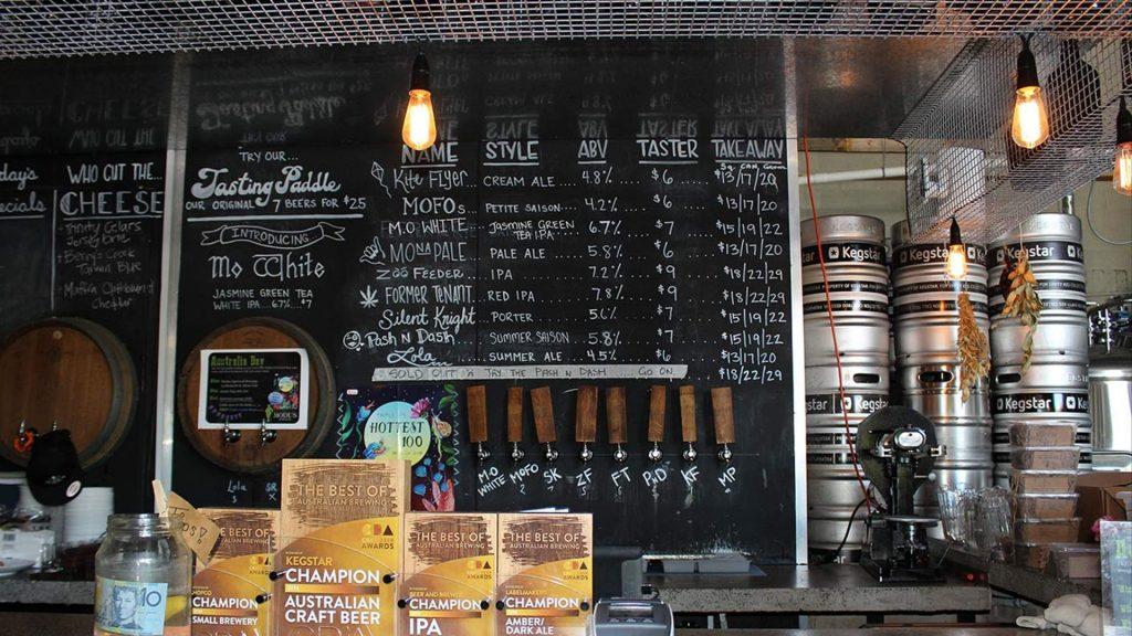 Best Micro Breweries - Modus Brewing