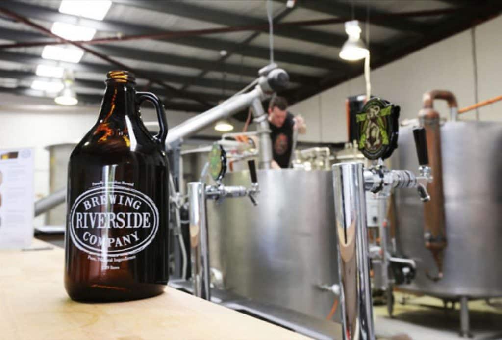 Best Micro Breweries - Riverside Brewing